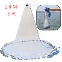 Buy cheap China Manufactures High-Quality Hand Cast Net Drawstring Cast Net Bottom Pocket Cast Net from wholesalers