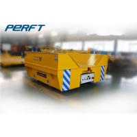 Buy cheap Coil Rail Transfer Car / Electric Transfer Cart 24 - 72 Battery Voltage from wholesalers