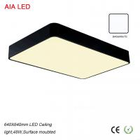 Buy cheap 48W 640x640mm contemporary and good price indoor LED Ceiling light from wholesalers