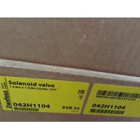 Buy cheap Good Reliability Solenoid Valve Danfoss Evr32 042h1104 Solder Odf from wholesalers