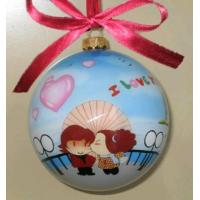 Buy cheap Hand Painted Christmas Ball from wholesalers