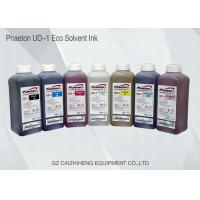 Buy cheap Phaeton Eco Solvent Large Format Ink High Fluidity Long Lasting Color from wholesalers