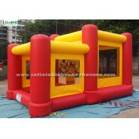Buy cheap Mickey Mouse Inflatable Bouncer Little Kids Fun Jumping Castles With Ball Pit from wholesalers