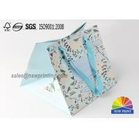 Buy cheap Boutique Cmky Printing Paper Gift Bags Custom Square Party Paper Carrier Bags from wholesalers