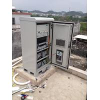 Buy cheap DDTE008, 19 Inch Rack Hot Sale Outdoor Telecom Power Cabinet / Base Station Enclosure product