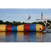 Buy cheap Fire Retardant Inflatable Water Toys Catapult Blob , Inflatable Water Blob from wholesalers
