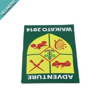 Buy cheap Custom high quality woven labels for clothing from wholesalers