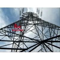 Buy cheap Angle Lattice Towers for Transmission Power from wholesalers