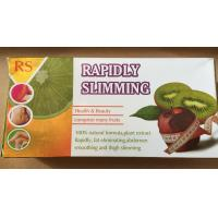 Buy cheap Rapid Fruit Natural Slimming Tablets , High Effective Slimming Advanced Capsule from wholesalers