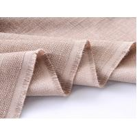 Buy cheap 100% POLYESTER FABRIC LINEN LOOK  WITH YARN DYED       CWT #6065 from wholesalers