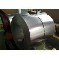 Buy cheap Hot dipped Cold rolled steel coils , GI steel coil for fencing products from wholesalers