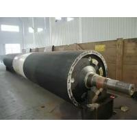 Buy cheap Wire drive Roll for papermaking machinery,Wire drive Roll for paper machine,Rubber roll,Steel roll, paper machine parts from wholesalers