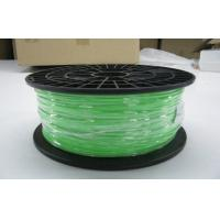 Buy cheap 1.75mm Fluorescent Green PLA 3D Printer Filament For Reprap 3D Printing from wholesalers