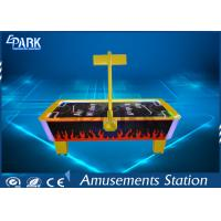 Buy cheap Arcade Star Air Hockey, Coin Operated Amusement Park indoor slide Table Game from wholesalers