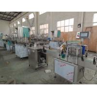Buy cheap 200L - 2000L PET Bottle Mini CSD Filling Plant 3 in 1 Monoblock from wholesalers