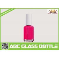 Buy cheap 15ML Hot Sale Clear Nail Art Glass Bottles Custom Nail Gel Polish Bottles product