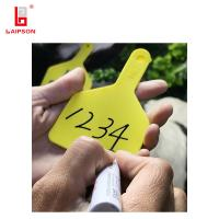 Buy cheap Livestock Equipment Animal Ear Tag Marker Pen Writing Numbers Letters On Pig Bovine Tags from wholesalers