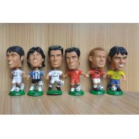 Buy cheap Football Players figures, Action figures, plastic figures, PVC figures, Bobble head from wholesalers