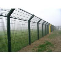 Buy cheap Y arm 358 Fencing Height 6000mm Custom High Security Wire Fece Panels from wholesalers