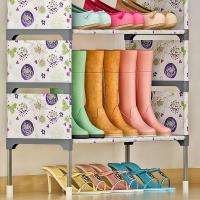 Buy cheap Portable Easy Assembled Shoe Rack Stand Holder from wholesalers