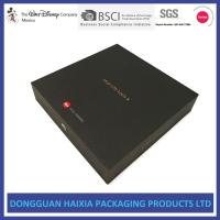 China Art Paper Materials Rigid Gift Boxes 4 Color Offset Printing Free Samples on sale