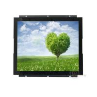Buy cheap IP65 17'' Touch Screen Open Frame LCD Monitor IR Touchscreen With VGA DVI Interfaces from wholesalers