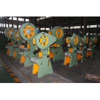 Buy cheap High Speed Eccentric Press Machines For Sheet Metal User - Friendly Control from wholesalers