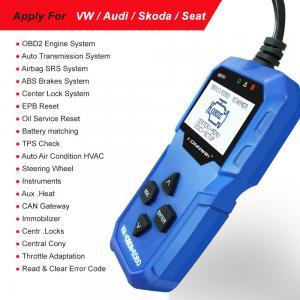 Buy cheap Autophix V007 Konnwei KW350 Audi OBD2 Scanner SRS Air Bag Diagnostic Tools product