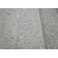 Buy cheap Brushed 150x35x15cm G602 Grey Granite Step Treads product