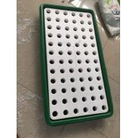 Buy cheap hydroponic vegetable  sprouts planting for hydroponics net pot from Wholesalers