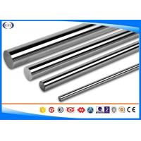 Buy cheap 52100 Hydraulic Cylinder Piston Rod , 2-800 Mm Diameter Chrome Plated Round Bar from wholesalers
