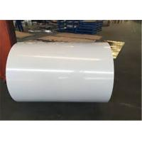 Buy cheap Color Coated Steel Coil PPGI PPGL Prepaint Galvanized Steel SS40 RAL9001 color from wholesalers