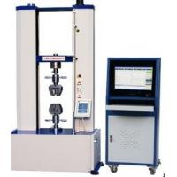 Buy cheap Microcomputer control Electronic Gate type Universal Testing Machine Experiment from wholesalers