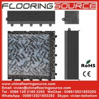 Buy cheap Modular Matting Interlocking Tile Outdoor Carpeting for Commercial Entrance from wholesalers