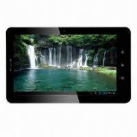 Buy cheap Android Tablet Laptop, 7-inch A10 Cortex-A8 1.5Ghz w/3G/WiFi & Bluetooth/GPS/AGPS & Supports Calling from wholesalers