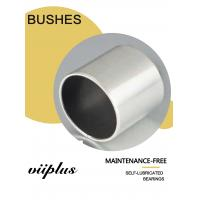 Buy cheap Chemical Valve 316 Stainless Steel Bushings , Steel Backed Bronze Bushing from wholesalers