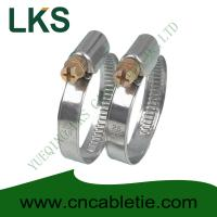 Buy cheap German type hose clamps from wholesalers