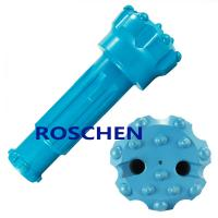 Buy cheap COP 32 90mm Button Bits , Cop32-90mm DTH Hammer Button Bit For Rock Drilling from wholesalers