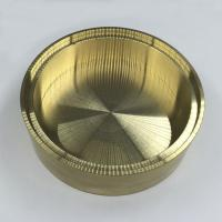 Buy cheap Medical Industry Cnc Machine Brass Forgings Products Fabrication Antirust from wholesalers