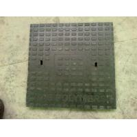 Buy cheap Square ZL101A manhole cover mould from wholesalers