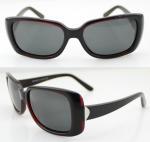 Buy cheap Fashion Acetate Frame Sunglasses , Lady Polarized Sunglasses from wholesalers