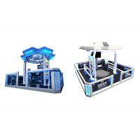 Buy cheap Outdoor Playground Theme Park Virtual Reality Shooting Simulator For Adult product