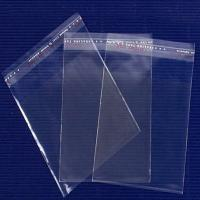 Buy cheap Custom Printed Crystal Clear OPP Bags from wholesalers
