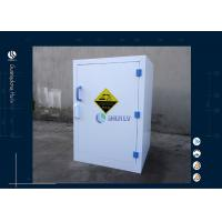 Buy cheap 12 Gallon 45 L Acid Storage Cabinet Corrosive Chemical For Laboratory Imported PP Materials from wholesalers