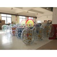 Buy cheap 1.50M PVC/TPU Inflatable Roll Inside Soccer Bumper Bubble Ball Knocker Ball Entertainment Game from wholesalers