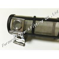 Buy cheap Plastic PP PE Filter Core Stainless Steel Filter Cartridge For Industrial Filtration from wholesalers