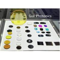 Buy cheap 2.0 - 16.0 μm Wavelength Germanium Lens with Hole in the middle AR Coated from wholesalers