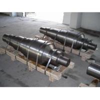 Buy cheap AISI 4317(17CrNiMo6,18CrNiMo 7-6,1.6587)Forged Forging Alloy Steel Shafts Spindles Pinions from wholesalers