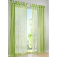 Buy cheap Solid Pattern Custom Window Curtains Light Green For Living Room Decoration from wholesalers