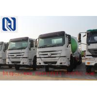 Buy cheap 9m3 / 10m3 / 12m3 336hp Large Concrete Mixer Cabin HW76 One Sleeper With Air - Conditioner from wholesalers